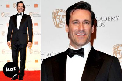 More like Jon Hamm-some!
