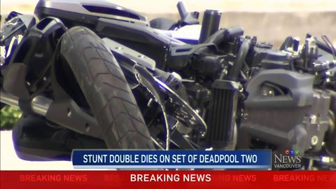 9RAW: Stunt driver dies after accident on Deadpool 2 set
