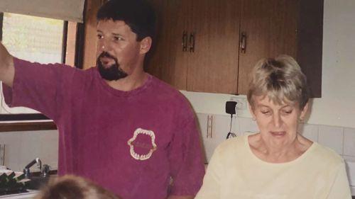 Scott Settree (left) shot both his parents dead after an argument over a bottle of wine.