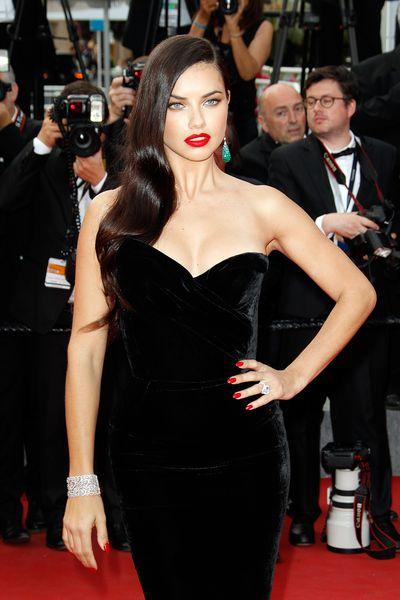 Adriana Lima, $9 million ($12.55 million), 34.