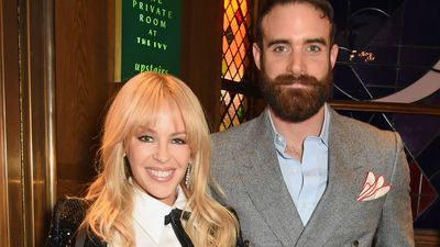Kylie Minogue plans to take fiance's surname, hopes for huge career boost