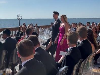 Bride's mid-wedding performance conflicts TikTok users