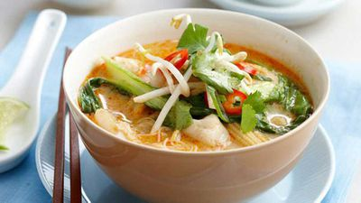 "<a href=""http://kitchen.nine.com.au/2016/05/16/10/45/spicy-coconut-fish-soup-for-960"" target=""_top"">Spicy coconut fish soup</a> recipe"