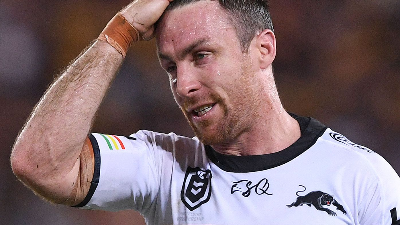 James Maloney is facing a one match ban.