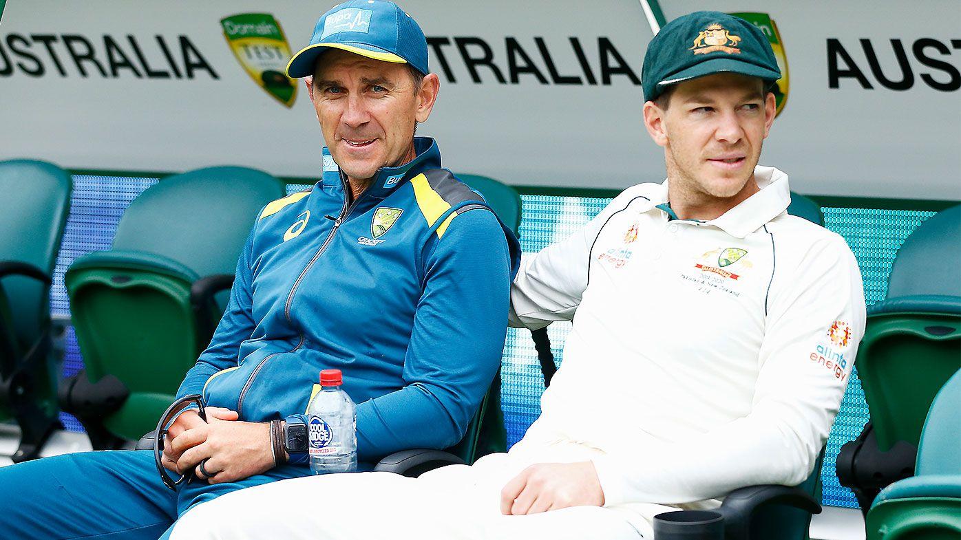 Cricket legend Mark Taylor 'surprised' by Justin Langer report