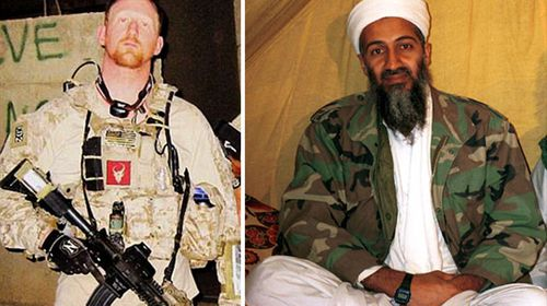 Navy SEAL who says he killed Bin Laden releases book
