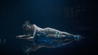 Taylor Swift appears nearly nude as sexy robot in teaser for 'Ready For It'