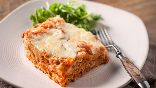 Ultimate lasagna recipe by San Remo