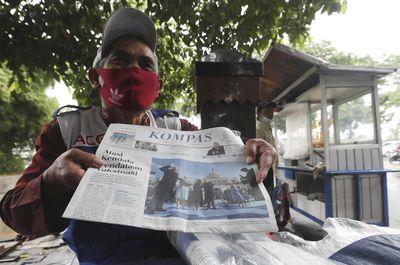 Kompas newspaper, Indonesia