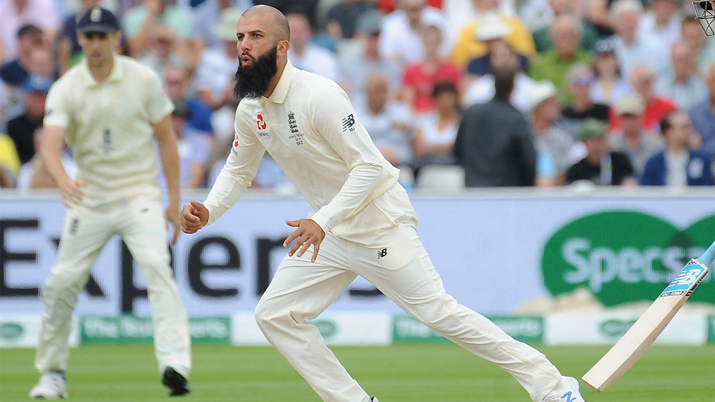 Image result for moeen ali first ashes test 2019