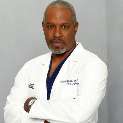 James Pickens Jr. as Richard Webber: Then