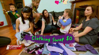 How I get my three children a new summer wardrobe for only $151