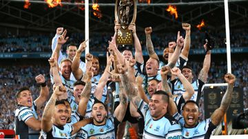 <p>From NRL to baseball to the Rio Olympics &ndash; 2016 has produced some of the biggest sporting upsets the world has ever seen.</p> <p>Here's a few of our favourite underdog victories this year.</p> The Cronulla Sharks finally ended nearly five decades of pain with a 14-12 victory over Melbourne Storm in the NRL grand final. (AAP)