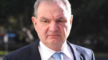Disgraced ex-Ipswich Mayor Paul Pisasale.