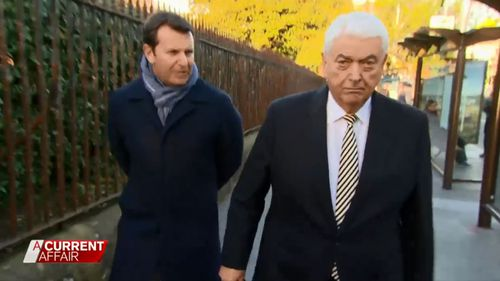 The former Gold Coast property developer was sentenced to 10 years and three months in prison.