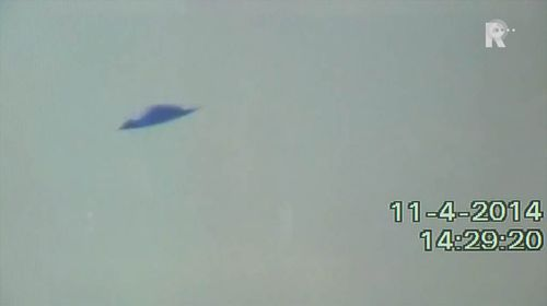 Are we alone in the universe? Take a look through this glance at some plausible UFO sightings and judge for yourself.