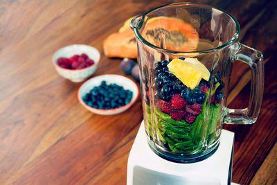 Go the liquid breakfast