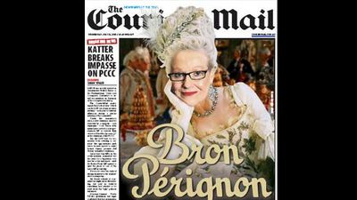 "<p _tmplitem=""1"">Social media has lit up to ridicule Federal parliamentary Speaker Bronwyn Bishop over the expenses scandal dubbed 'choppergate'.</p><p _tmplitem=""1""></p>It's alleged Ms Bishop was showered with many lavish trips and events, and her spokesman said she would often accept these in her role as House Speaker. This included regular trips to Opera Australia and snapping up tickets to last year's Melbourne Cup. The Courier Mail is the latest to take her to task over her spending."