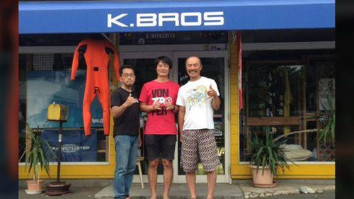 Surfcam captured Japanese surfer's fatal shark attack in Ballina