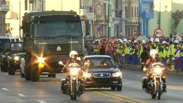 Cuba prepares to farewell Fidel Castro