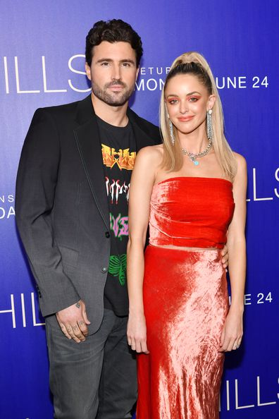 Brody Jenner defends 'best friend' Kaitlynn Carter following kiss with Miley Cyrus