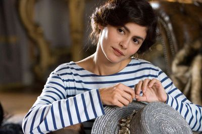 French waif Audrey Tatou portrayed the designer in <em>Coco Before Chanel </em>in 2009.