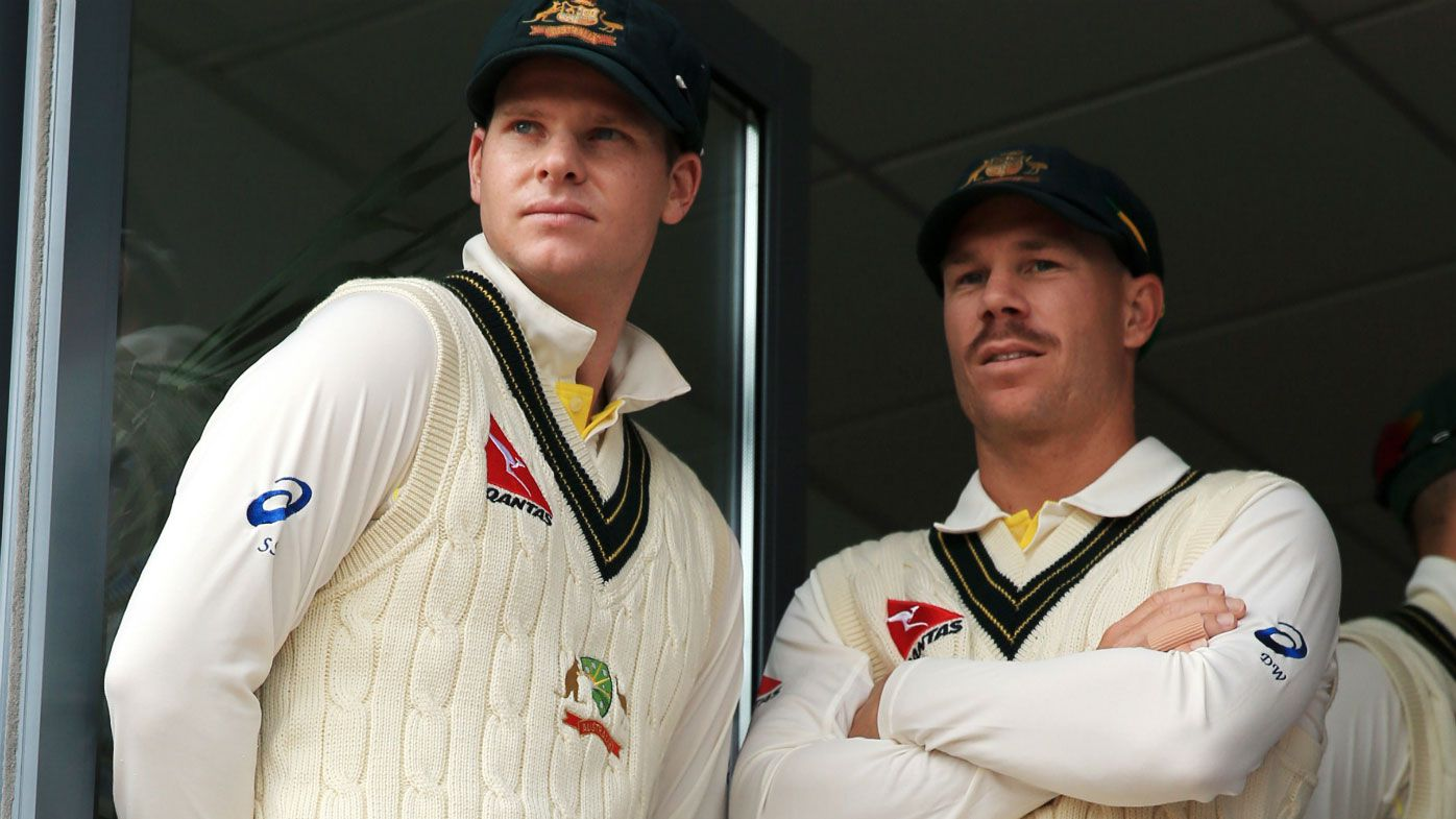 'They've been the best and nothing's changed': Steve Smith and David Warner must don the baggy green ASAP to save Australia's top-order says Ian Chappell