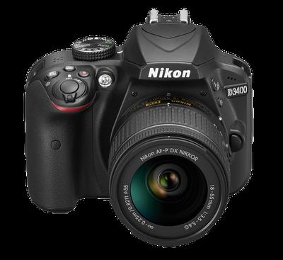 "<a href=""https://www.teds.com.au/nikon-d3400"" target=""_blank"">Nikon D3400 Camera, $575.</a>"