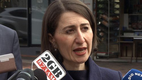 New NSW premier to 'govern for everyone'