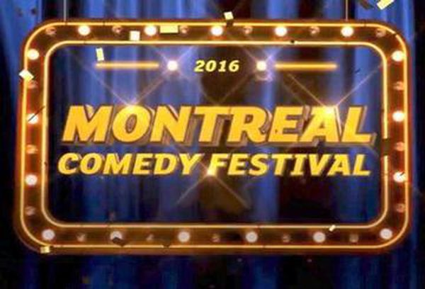 The 2016 Montreal Comedy Festival