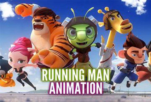 Runningman Animation