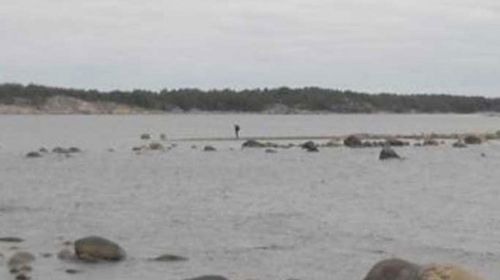 Man mistaken for spy just a Swedish fisherman