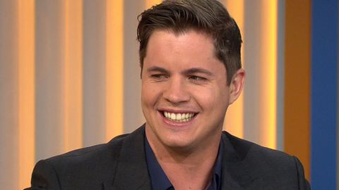 Johnny Ruffo takes on new role