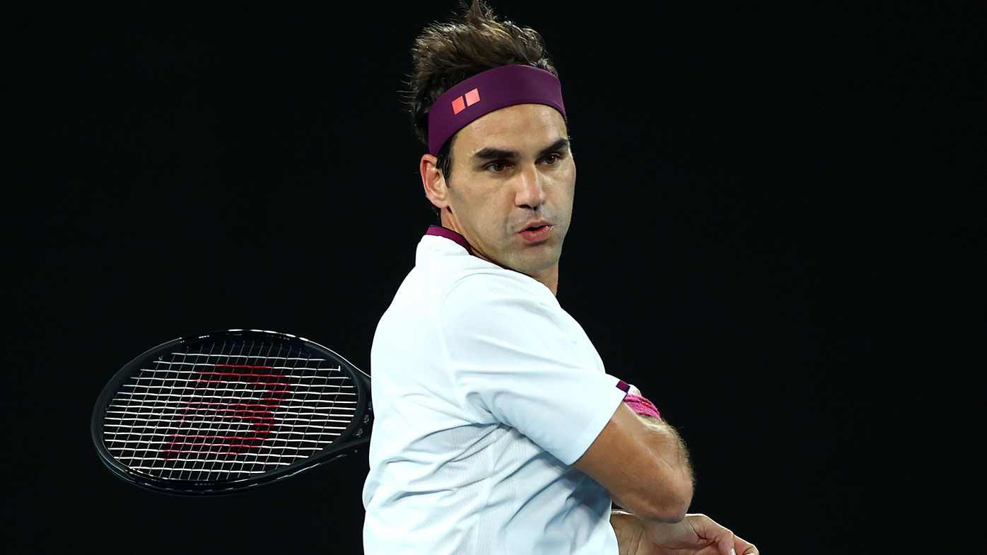 Why Roger Federer must get his movement back: Jim Courier