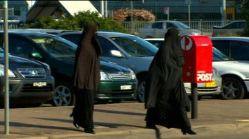 Majority of Australians favour public burqa ban