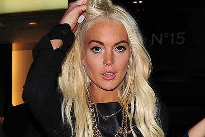 In September 2012, it looked like Lindsay was taking a return trip to the courtroom when a man tried to lay charges accusing Lindsay of hitting him with her car while on her way to a Manhattan nightclub. Lindsay was arrested leaving the club, but luckily the charges were dropped when the man was found to be exaggerating the incident to police.