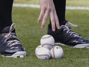 A high school baseball game in Japan dragged on for four days. (AAP)