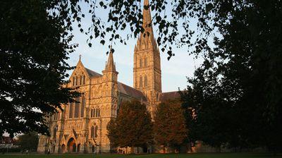 <b>Number 7 - Salisbury, United Kingdom</b>