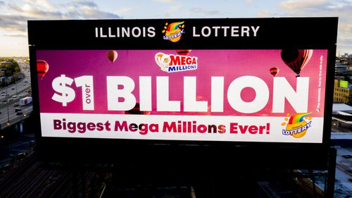 A local in South Carolina has won the US Mega Millions jackpot but hasn't come forward yet.