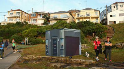 <b>'Hybrid House'</b> by Tasmin Salehian.