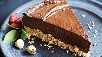"Recipe: <a href=""http://kitchen.nine.com.au/2016/05/05/12/44/tess-masters-glutenfree-raw-chocolateorange-torte"" target=""_top"">Tess Masters' gluten-free raw chocolate-orange torte</a>"