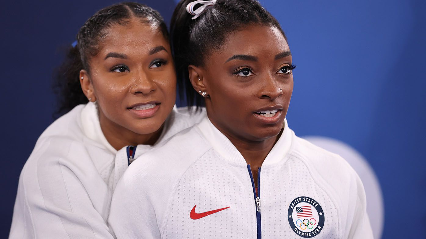 Biles' life-changing realisation during Olympics