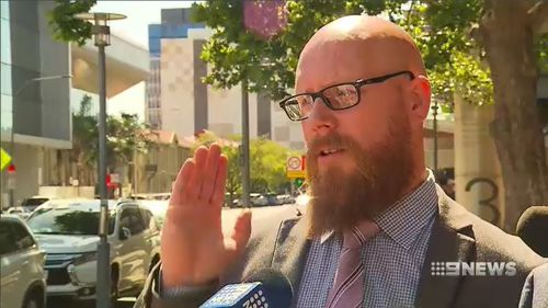 Adelaide paedophile hunter Richard Warner Adelaide court
