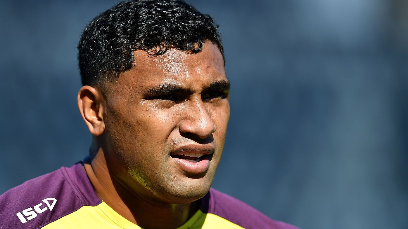 Tevita Pangai Jr commits to New South Wales' 2019 State of Origin defence