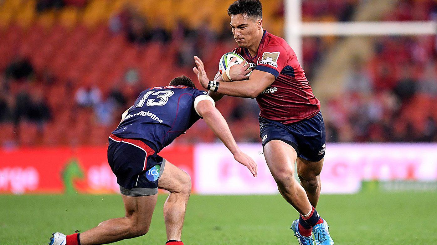 Wallabies young gun Jordan Petaia signs new deal with Rugby Australia