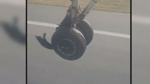 Qantas is investigating after a series of tyre blowouts on four different planes in four weeks.