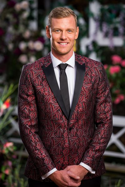 The Bachelorette Australia's Glenn