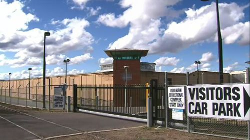 Hamzy is serving his sentence at Goulburn Supermax.