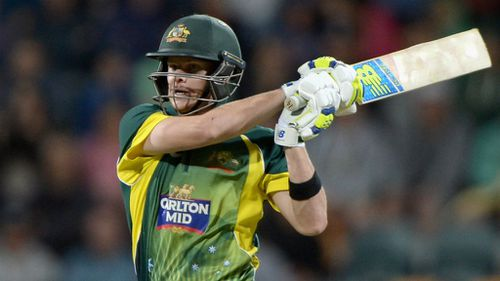 Captain Smith spearheads Aussies' thrilling ODI win against England