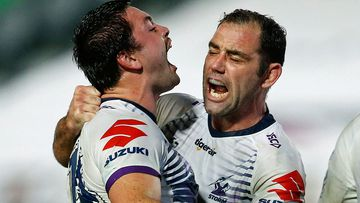 Brandon and Cameron Smith of the Storm
